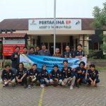Kunjungan Industri Universitas Bhayangkara Jakarta Raya ke PT. Pertamina EP 3 Tambun Field