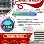 Program Pertukaran Pelajar Dengan Universitas Trisakti (Mahasiswa S1 Teknik Industri)