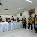 Yudisium Program Sarjana Fakultas Teknik Ubhara Jaya Semester Ganjil T.A 2020/2021